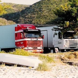 Trucking in Southern Europe and the Balkans