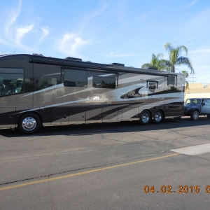 Winnebago Tour