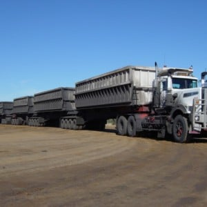 Road Train in Australia, on my Bucket List...