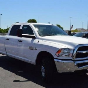 Dodge RAM 2500 crewcab like hit and run truck