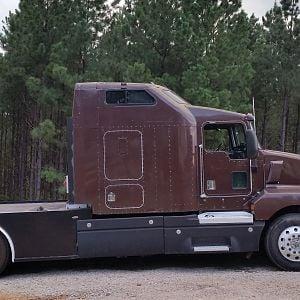 1995 Kenworth T600