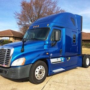 2016 Freightliner Cascadia EVO - Werner Fleet Sales Dallas