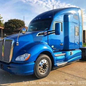 2016/17 Kenworth T680 Aerodyne Pkg - Werner Fleet Sales Dallas