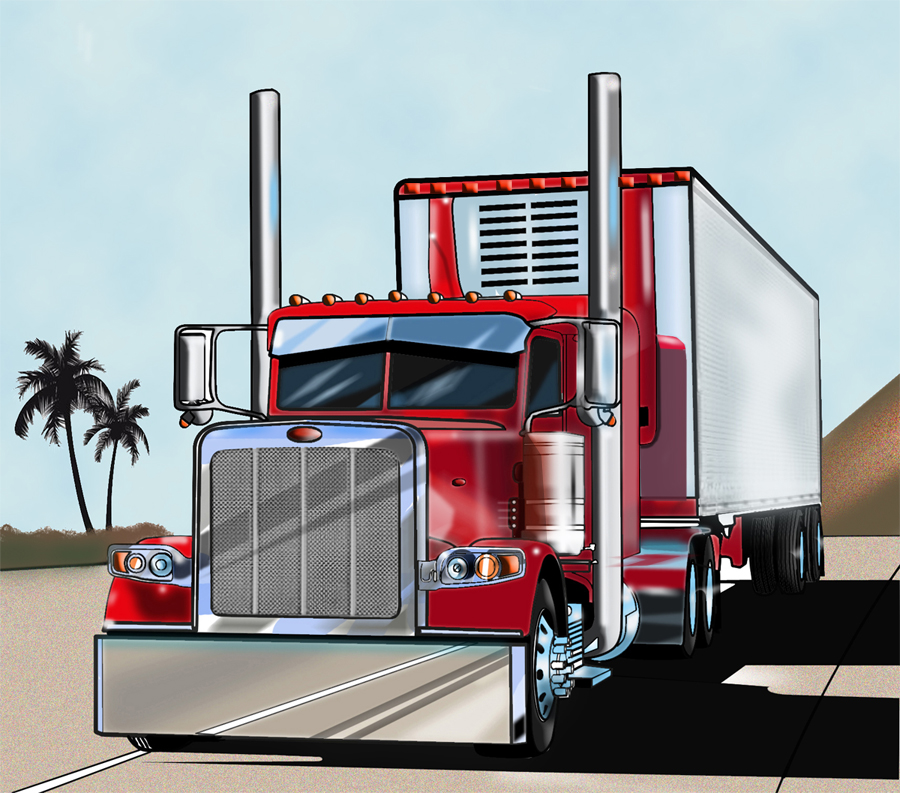 Peterbilt....nothing elso to say