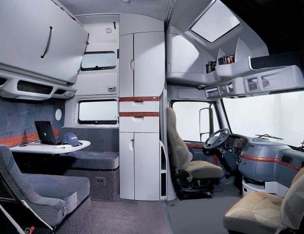 Volvo the truckers forum for Volvo semi truck interior accessories